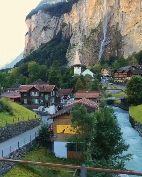 Top 10 Tourist Attraction To Visit in Switzerland