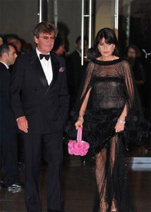 Monaco royals dazzle as they attend Rose Ball | Princess