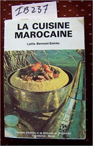 Cuisine Marocaine Poche Telechargement Livre Pdf Titre