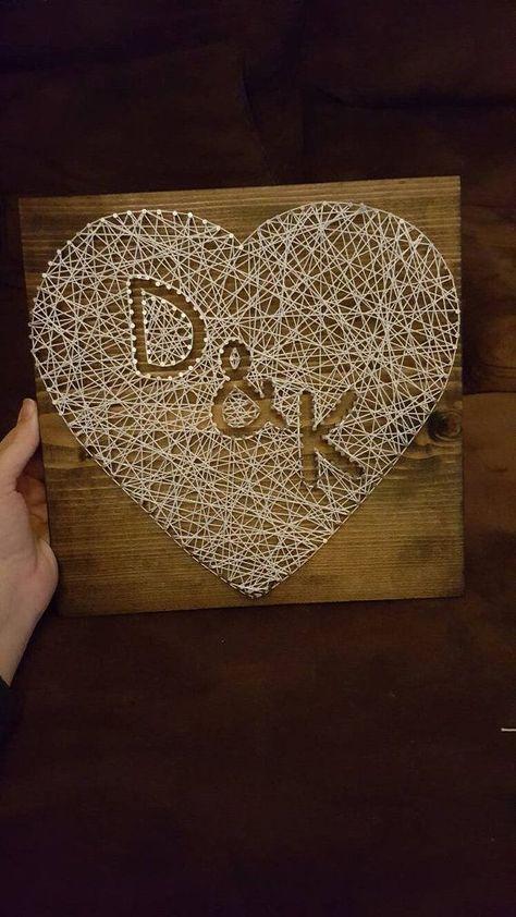 #bestellen #Dunkle #gemacht #Holz #mit #Nägeln #ode #Schnur #Sie #wählen #zu Gemacht mit: Holz Nägeln Schnur Gemacht zu bestellen: (Wählen Sie)  Dunkle ode...        Gemacht mit: Holz Nägeln Schnur Gemacht zu bestellen: (Wählen Sie)  Dunkle oder helle Stelle  Schnurfarbeninitialen    Wedding gifts