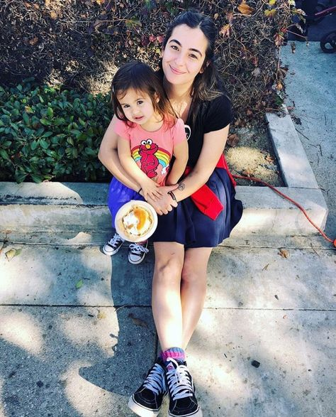 Alaina Masterson N Hee Daughter Alana Masterson Walking Dead