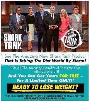 keto diet episode on shark tank