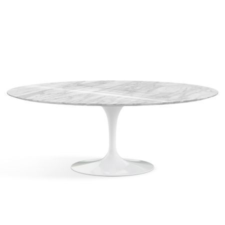 Knoll Saarinen 96 Inch Oval Dining Table Yliving Com Dining Table Oval Table Dining Saarinen Dining Table