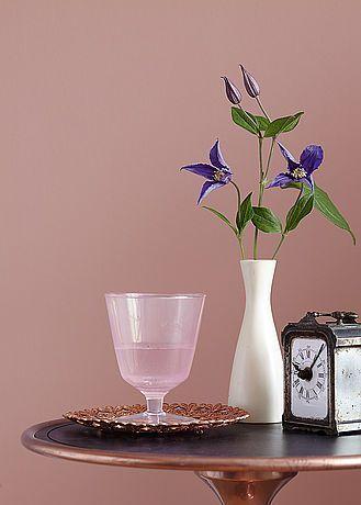 Premium Wandfarbe Violett Rose Violett Alpina Feine Farben