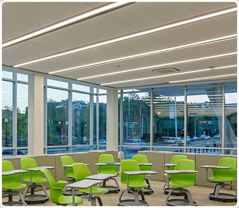 Integrated Clroom Lighting Systems By Finelite School