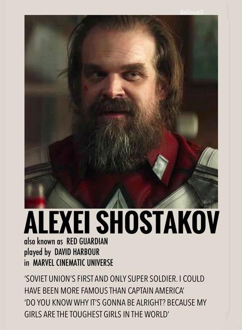 Alexei shostakov by Millie