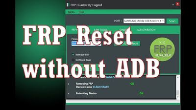 Download All In One FRP Unlock Tool Feature: Read