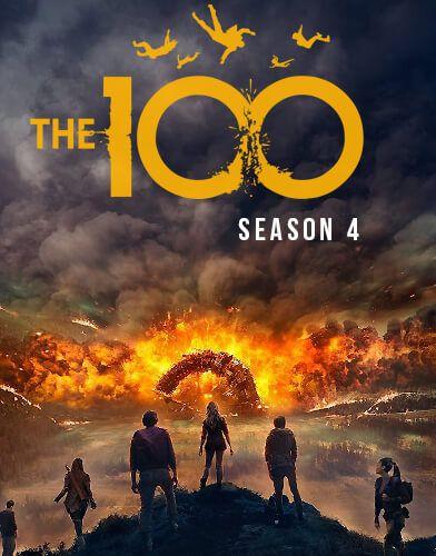 The 100 Season 4 Subtitle Indonesia The 100 Poster 100 Season 4 The 100 Season 3