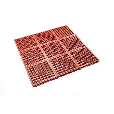 Supermats Inc Grease Proof Floor Kitchen Mat Interlocking Mats Flooring Rubber Mat