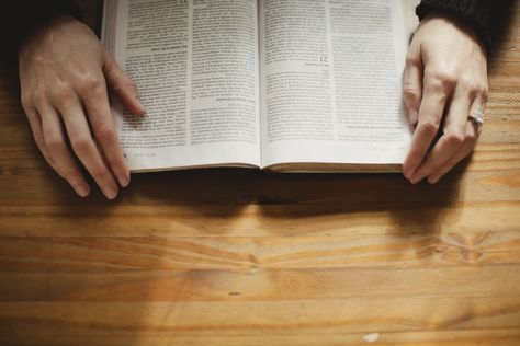 The Bible can be pretty intimidating. It's filled with big words, parables, and measurements that can be hard to understand. And sometimes all those things keep us from really digging into Scriptur…