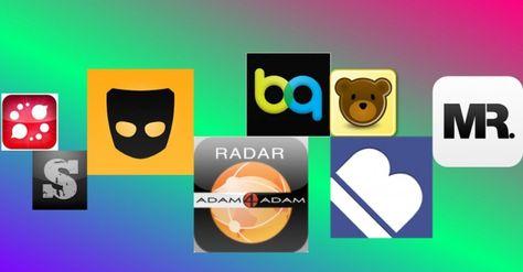 Gay apps hookup