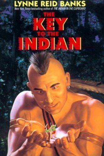 The Indian In The Cupboard The Key To The Indian Lynne Reid Banks 1st Edition Indian In The Cupboard Hardcover Book Hardcover