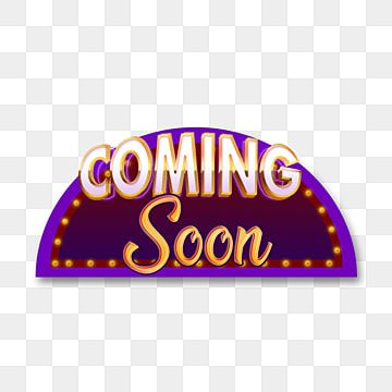 Purple Gold Coming Soon Banner Transparent Soon Sign Background Png Transparent Clipart Image And Psd File For Free Download Frame Border Design Poster Text Purple Gold