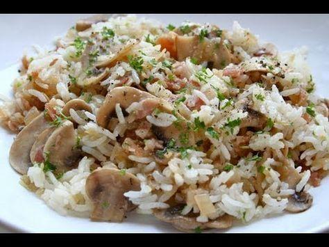 Pollo En Salsa De Champiñones Bacon Nata Y Vino Blanco Youtube Healthy Recipes Workout Food Real Food Recipes