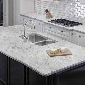 Allen Roth Barrow Granite Kitchen Countertop Sample Lowes Com