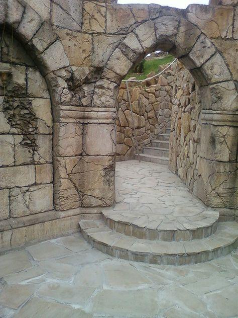 бетон каменный
