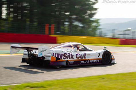 Jaguar XJR-11 - Chassis: 189 - 2018 Spa Classic in 2020 | Jaguar, Sports car racing, Motor car