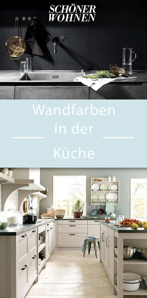 125 best Küche images on Pinterest Kitchens, Kitchen cabinets - design küchen günstig