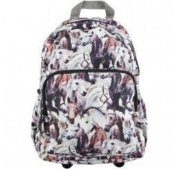 2960c05e37e Molo Kids Big Backpack Horse Spirit   Stuff to Try   Big backpacks ...