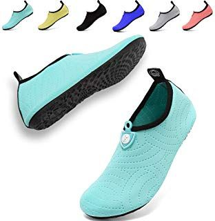 Welltree Herren Damen Wasser Schuhe Quick Dry Sport Aqua Schuhe