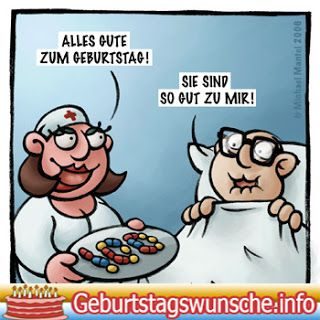 Lustige geburtstagswunsche krankenschwester