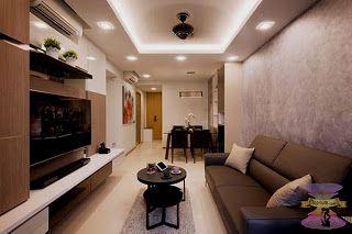 غرف معيشة 2021 ليفنج روم بديكورات بسيطة وجميلة Condo Interior Design Condo Interior Condominium Interior Design