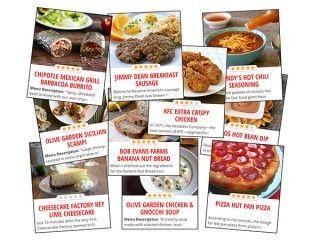 Top Secret Recipes Club Top Secret Recipes Recipes Secret Recipe