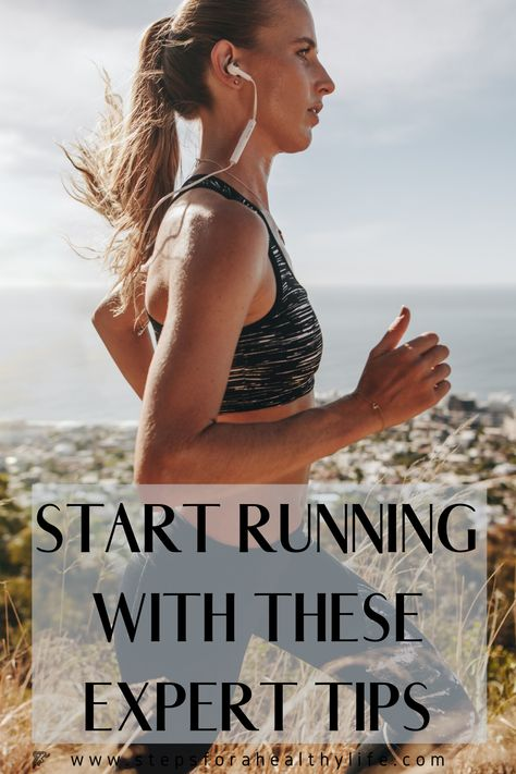 What's the best way to get started? Everyone who wants to begin running asks him- or herself this question.  Just lace up your shoes and head out, right?  For some, the last run was years ago, and your performance and fitness level are no longer what they used to be.  CLICK HERE TO FIND OUT OUR EXPERT TIPS👍 #running #runningforbeginners How to start running, running tips,running for beginners,running in the morning,weightloss,workout, workout for beginners, sedentary,overweight,running tips