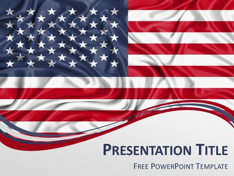 Malaysia Flag PowerPoint Template - PresentationGO PowerPoint