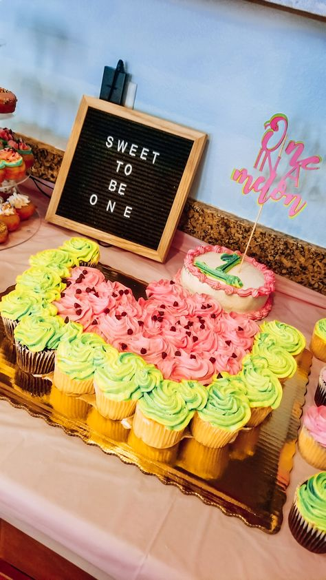 one in a melon - birthday party reveal A first birthday party is a lot of fun but also a lot of work. Olivia's first birthday party was a watermelon theme - One in a Melon. Find ideas for decorations and food to our first birthday party. Watermelon Birthday Parties, 1st Birthday Party For Girls, First Birthday Decorations, First Birthday Themes, First Birthday Gifts, First Birthdays, Birthday Ideas, Watermelon Party Decorations, Paris Birthday
