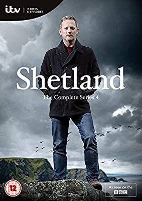 Amazon Com Shetland Series 4 Dvd 2018 Douglas Henshall Alison O Donnell Steven Robertson Erin Armstrong M Douglas Henshall Shetland British Tv Series