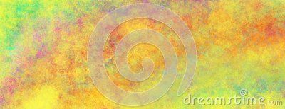 Abstract Painted Background Illustration With Cloudy Texture In