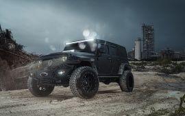 WALLPAPERS HD: MC Customs Jeep Wrangler