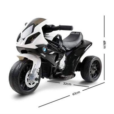 Buy Kids Ride On Motorbike Bmw Licensed S1000rr Motorcycle Car Black At Best Price Online In Australia Fulpy Helps You Search In 2020 Kids Ride On Bmw Bmw Motorbikes