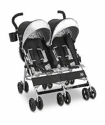 J Is For Jeep Brand Scout Double Stroller Charcoal Galaxy Strollers Accessories Double Strollers Jeep Brand Stroller
