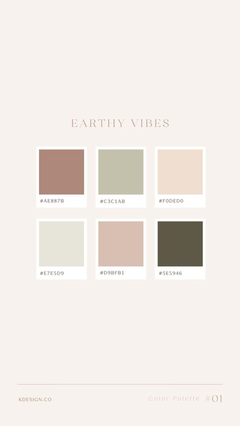 20 Gorgeous & Girly Color Palette Ideas