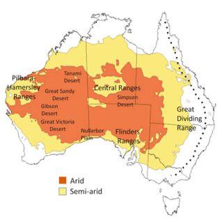 Image result for deserts in australia map Deserts Pinterest