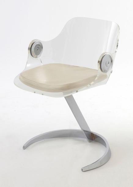Boris Tabacoff Mobilier Modulaire Moderne France 1971 Mobilier Modulaire Design D Interieur Retro Chaise En Contreplaque