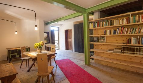 House Settari South tyrol, Apartments and Living rooms - design klassiker ferienwohnungen weimar