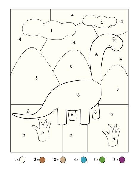 Dinozor Etkinlik Sayfalari In 2020