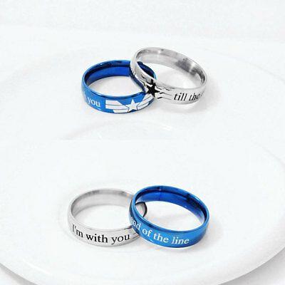 New The Avengers Captain America Staibless Steel Band Ring Cosplay Jewelry Gift Ebay En 2020 Accesorios De Joyeria Joyeria Joyas