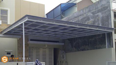 baja ringan ngaliyan project minimalis desain dan rumah