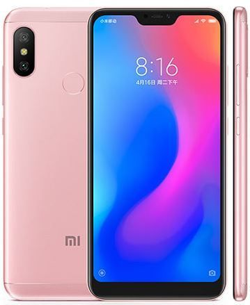 Xiaomi Mi A2 Lite Redmi 6 Pro Specifications And Price Check More At Http Bit Ly Agnesmonde Xiaomi Smartphone Smartphones For Sale