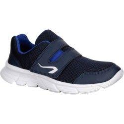 93dec415f4d88 Chaussures athletisme enfant ekiden one bleues marines kalenji ...