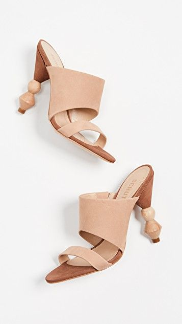 e783e5dc41d Tosca Mules in 2019 | Shoes! | Shoes, Heeled mules, Stiletto heels
