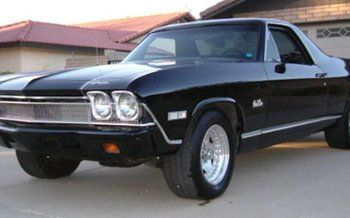 1968 Chevrolet El Camino V8 For Sale 100957704 Chevrolet El