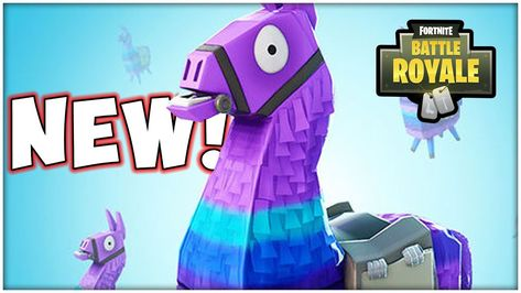 *NEW* Fortnite Battle Royale Weapon, Loot & More!
