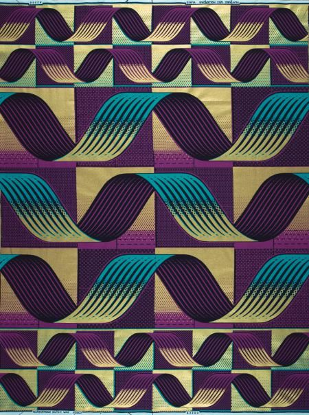 Vlisco designs and manufactures specially crafted Wax