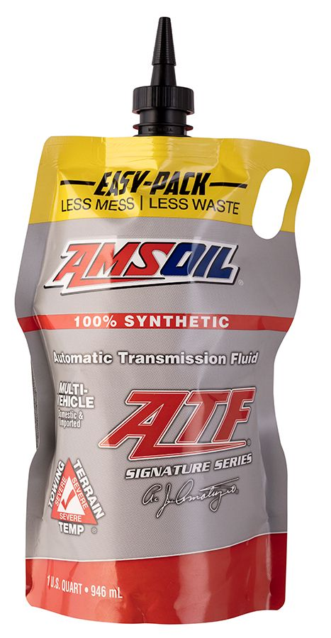 Amsoil Signature Series Multi Vehicle Synthetic Atf Available In