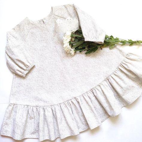 55c53a31af5e4ab Одежда для девочек, ручной работы. Ярмарка Мастеров - ручная работа. Купить  Платье детское Кружева. Handmade. Платье нарядное, хлопок